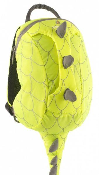 LitlleLife Plecak odblaskowy ActiveGrip DINOZAUR 3+