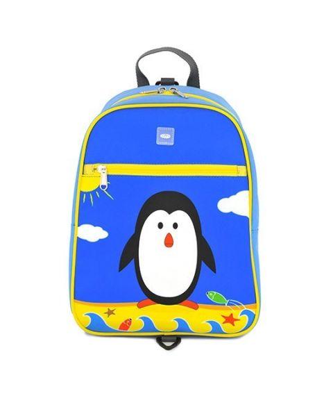 Hugger Plecak Skooly 3+ BEACH PENGUIN