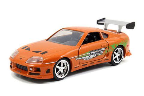 Jada Toys Auto kolekcjonerskie 1:24 Toyota Supra
