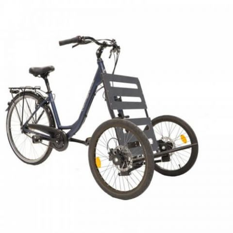ADDBIKE stelaż do rozbudowy roweru