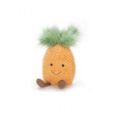 maskotka dla dziecka ananas do przytulania jellycat