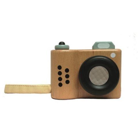 Drewniany aparat kalejdoskop dla dzieci EGMONT