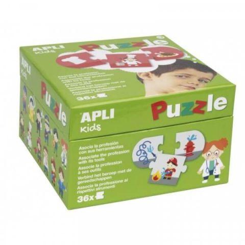 Apli Kids Puzzle dla dzieci Zawody 3+