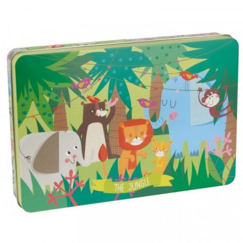 Apli Kids Puzzle XL Dżungla 3+