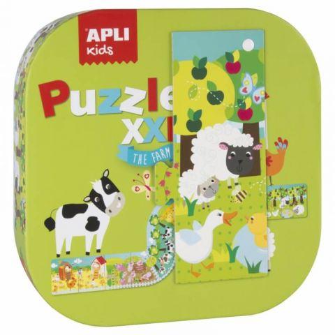 Apli Kids Puzzle XXL Farma 3+