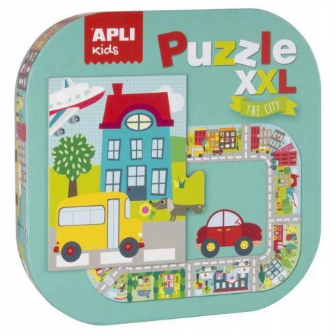 Apli Kids Puzzle XXL Miasto 3+