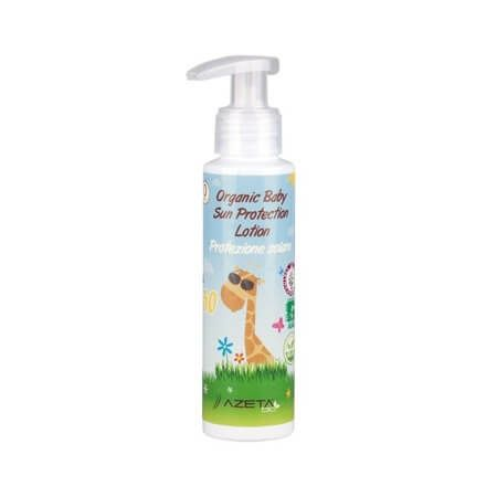 Azeta Bio Organiczne mleczko ochronne SPF 50+