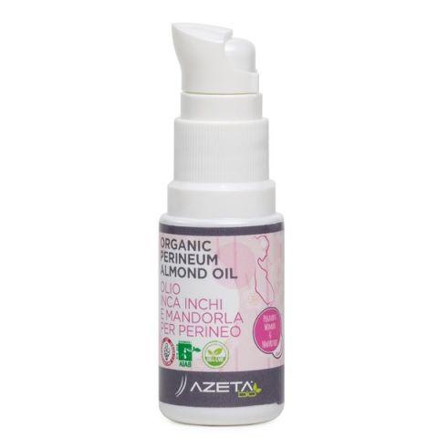Azeta Bio Organiczny olejek do masażu krocza