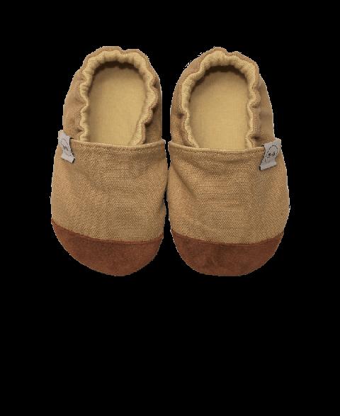 Baby Bisous Slippers Borowik Szlachetny