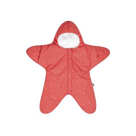 Baby Bites Kombinezon letni Star (3-6 miesięcy) Coral