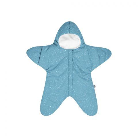 Baby Bites Kombinezon zimowy Star (3-6 miesięcy) Turquise