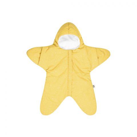 Baby Bites Kombinezon letni Star (3-6 miesięcy) Yellow