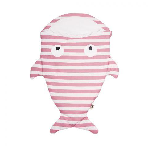 Baby Bites Śpiworek letni Sailor (0-3 miesięcy) Pink