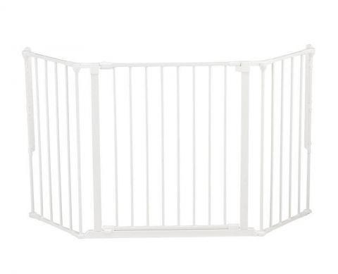 Bramka ochronna Baby Dan FLEX M - biała