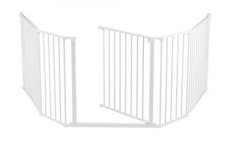 Baby Dan - Osłona kominka FLEX XL, biały