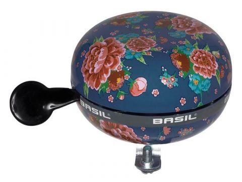 BASIL Wanderlust Dzwonek Big Bell 80mm indigo blue