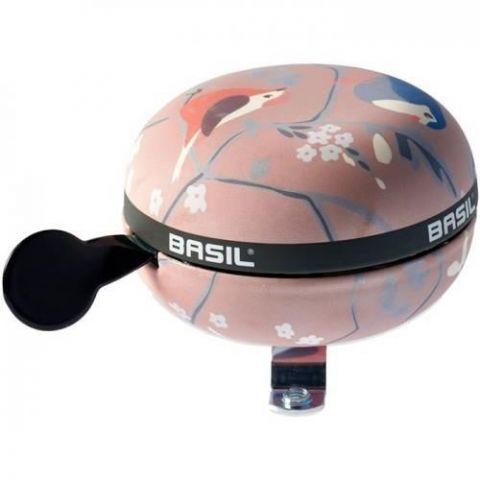 BASIL Wanderlust Dzwonek Big Bell 80mm orchid pink