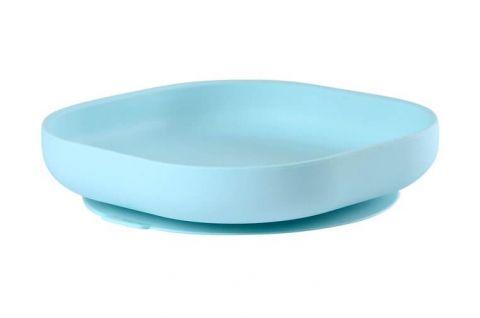 Beaba talerzyk z przyssawką blue