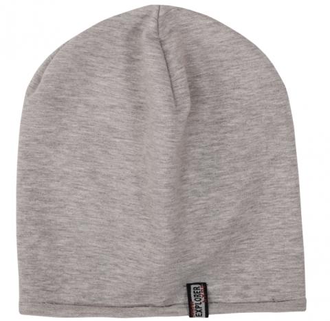BEXA czapka smerfetka Gray basic 56