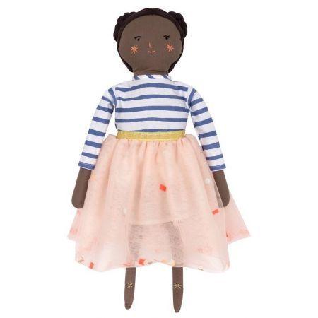 Meri Meri lalka Ruby , miękka lala do przytulania