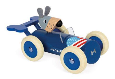 Spirit Steve - drewniany samochodzik Janod