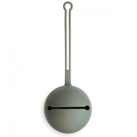 Kula silikonowa na smoczki mushi