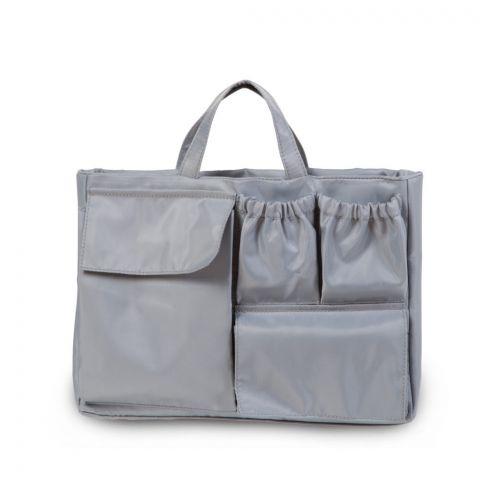 organizer do torby mommy bag w kolorze szarmy