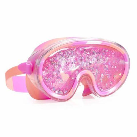 Bling2o Maska do pływania z brokatem dla dziewczynki 5+