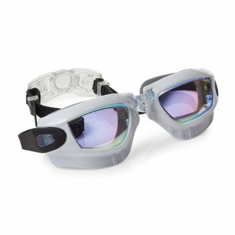 Bling2o Okularki do pływania Galaxy kosmiczne białe