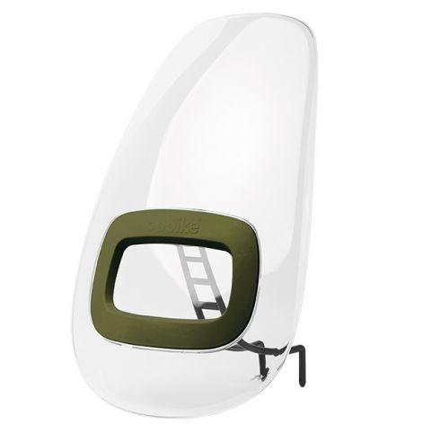 osłona do fotelika rowerowego na przód bobike ONE Mini Olive Green