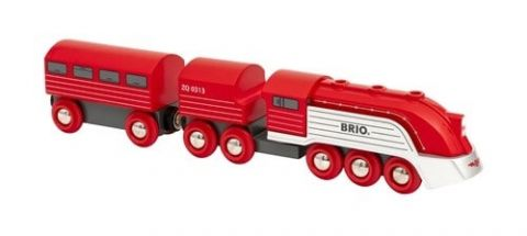 Lokomotywa streamliner Brio