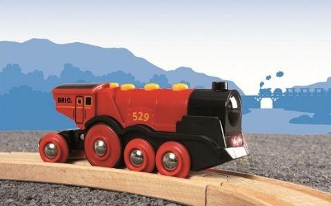 Klasyczna lokomotywa na baterię BRIO