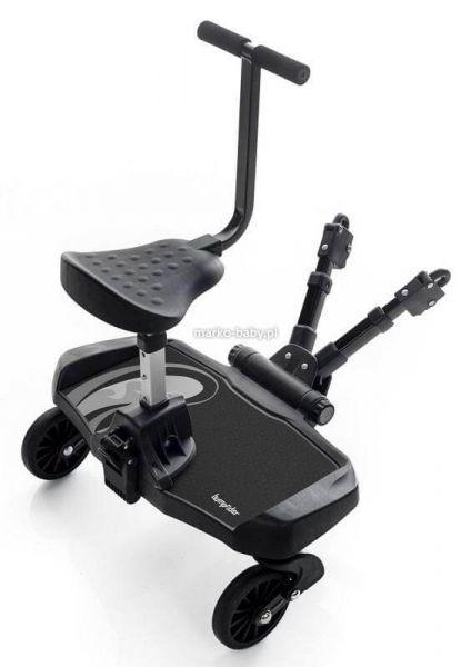 BUMPRIDER - dostawka do wózka siedzenie szare