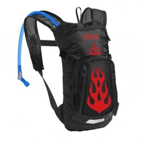 Camelback Plecak Mini M.U.L.E.  1,5 L Black/Flames