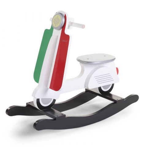 Childhome Bujak na biegunach skuter Italy