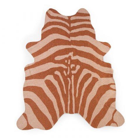 Childhome Dywan Zebra 145x160 nude