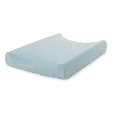 Childhome Pokrowiec na przewijak 70x50 cm Mint Blue