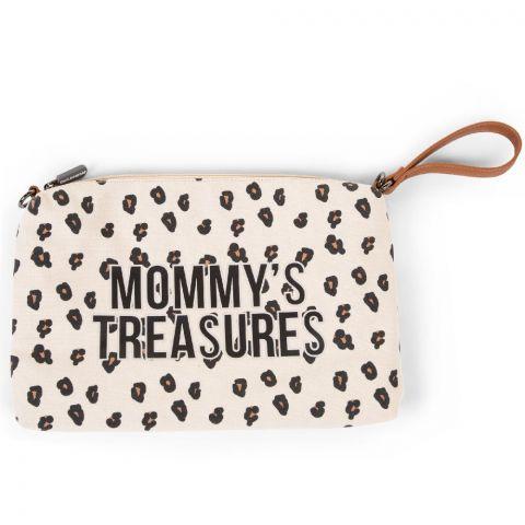 Childhome Torebka Mommy's Treasures Leopard