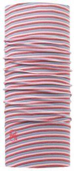 Chusta Buff Original Jr Yarn RED Strip ALESAN