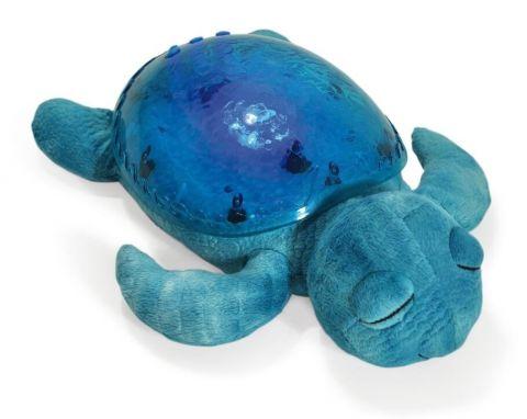 Cloud B Lampka nocna żółw podwodny turkus