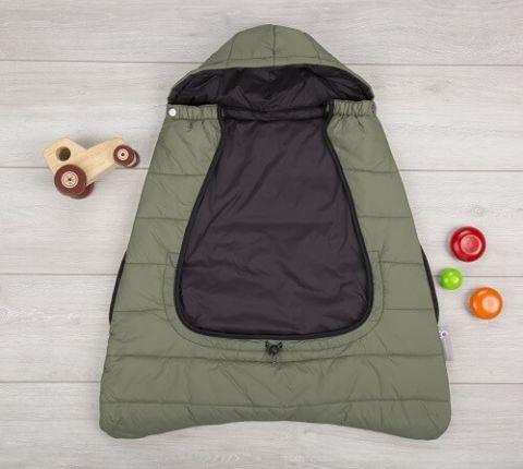 Comfi cape okrycie dla dziecka do nosidełka