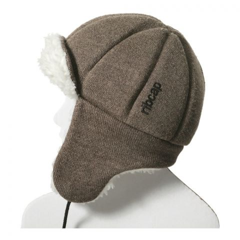czapka ochronna Ribcap Chessy brązowy
