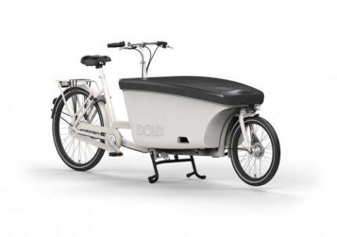 Dolly osłona przeciwdeszczowa do roweru Cargo