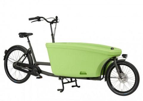 Dolly rower cargo bez napędu
