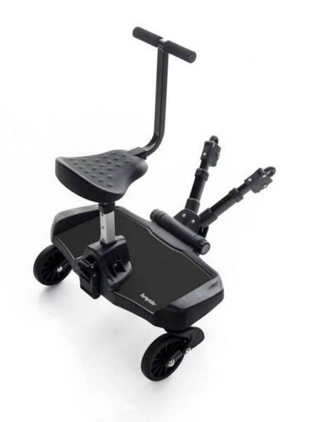 Dostawka do wózka BUMPRIDER SIT - czarny