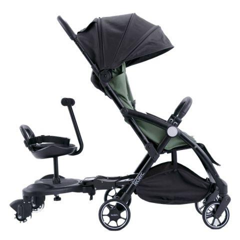 Dostawka do wózka z fotelikiem LECLERC Magicfold w kolorze czarnym
