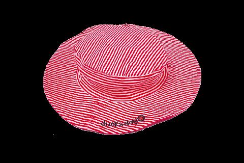 DUCKSDAY kąpielówki RED STRIPE