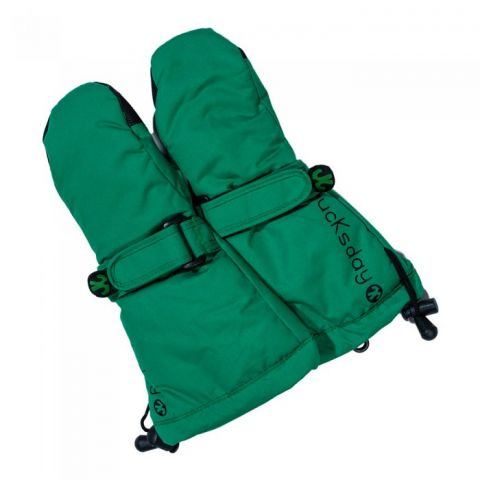DUCKSDAY rękawiczki Green large