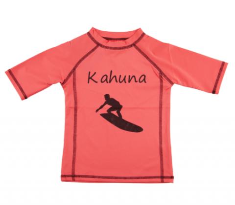 DUCKSDAY koszulka UV50 chłopięca KAHUNA 06Y