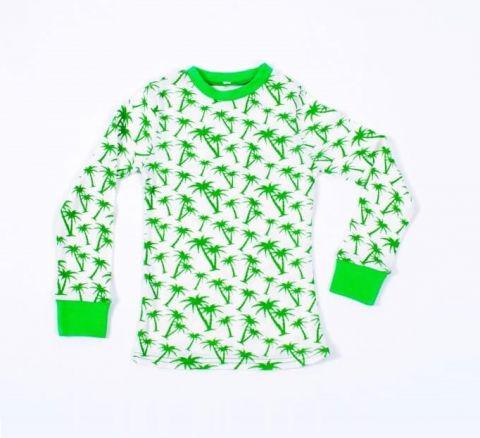 DUCKSDAY piżama bluzka equator 4Y